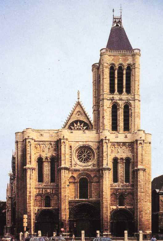 Agréable St Denis Architecture #4: Medieval Legal History