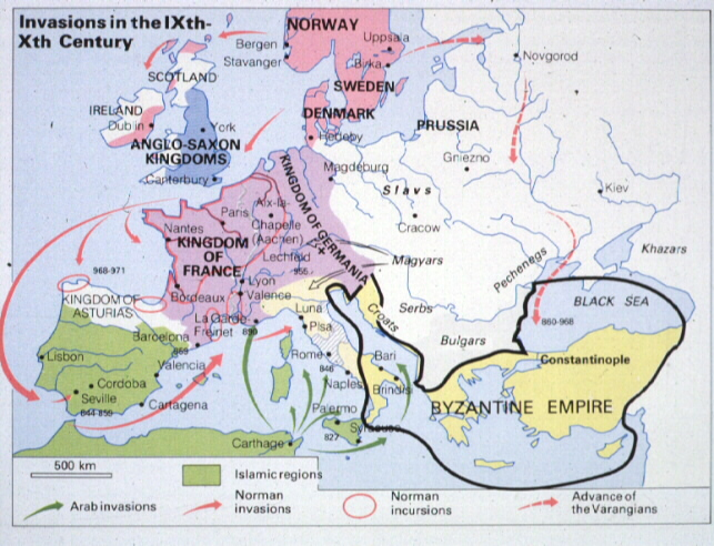 history 211  the vikings and the new invasions